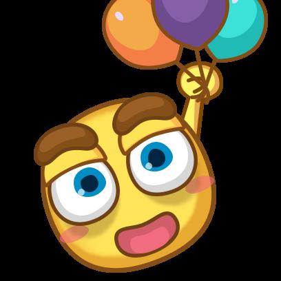 Bigmoji Animated Sticker Pack messages sticker-10