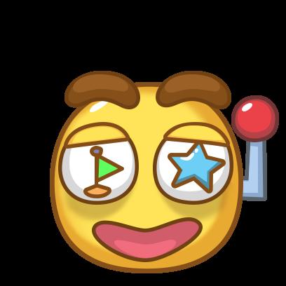 Bigmoji Animated Sticker Pack messages sticker-2