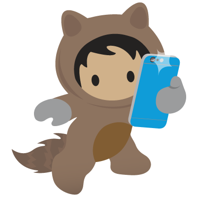 Salesforce Stickers messages sticker-9