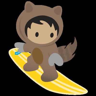 Salesforce Stickers messages sticker-8