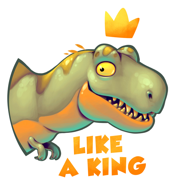 Dinoboom Puzzles messages sticker-0