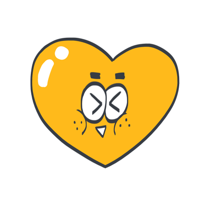 Yippee stickers messages sticker-6