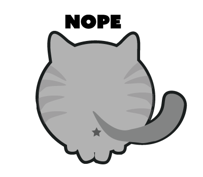 Cat Stickers for iMessage messages sticker-9