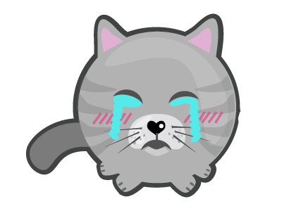 Cat Stickers for iMessage messages sticker-11