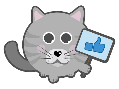 Cat Stickers for iMessage messages sticker-7