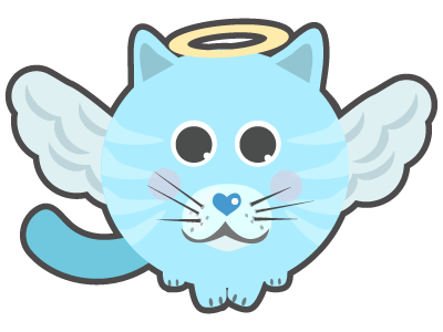 Cat Stickers for iMessage messages sticker-5