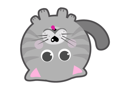 Cat Stickers for iMessage messages sticker-4