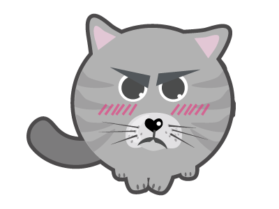 Cat Stickers for iMessage messages sticker-10
