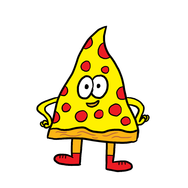 Pizza Friend messages sticker-4