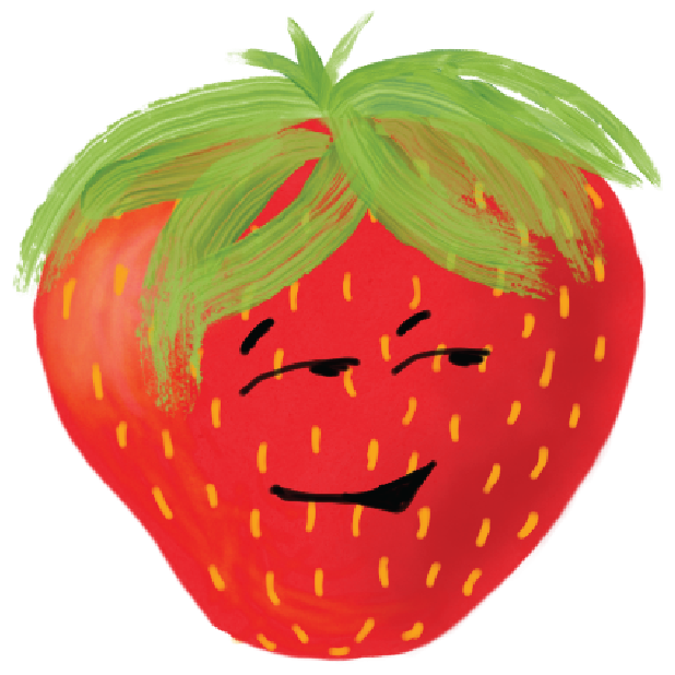 Fruits by Bernice Lin messages sticker-1