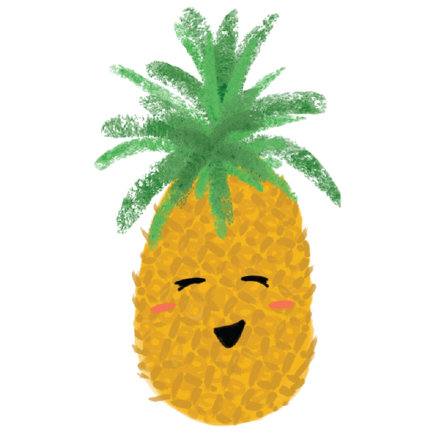 Fruits by Bernice Lin messages sticker-8