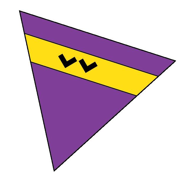Triangle Ninja messages sticker-1