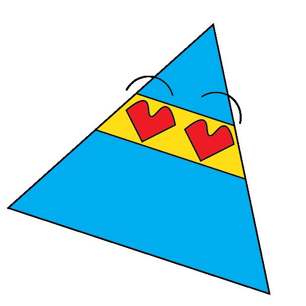 Triangle Ninja messages sticker-4