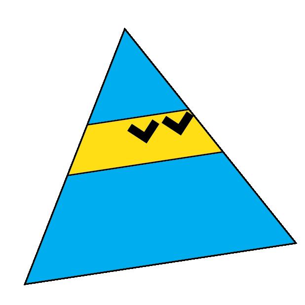 Triangle Ninja messages sticker-0