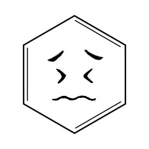 Benzene baby messages sticker-5