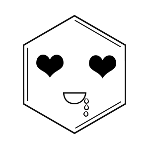 Benzene baby messages sticker-8