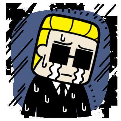 Agent Tom Lite - Mango Sticker messages sticker-6