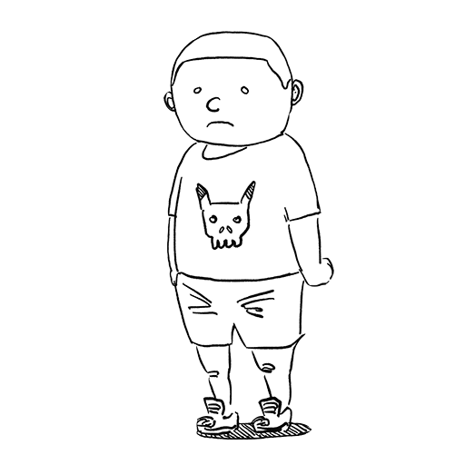 The Grumpy Kids messages sticker-5