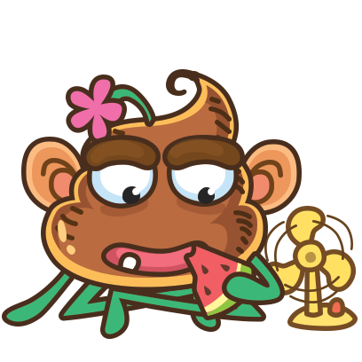 PooPoo Animated Sticker Pack messages sticker-3