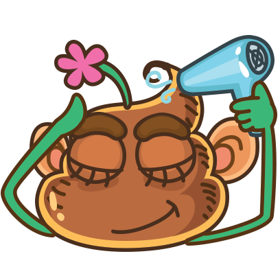 PooPoo Animated Sticker Pack messages sticker-6