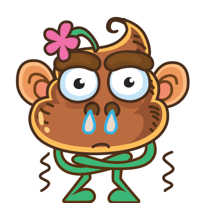 PooPoo Animated Sticker Pack messages sticker-4
