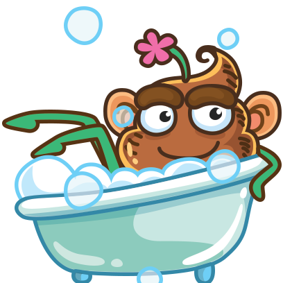 PooPoo Animated Sticker Pack messages sticker-7