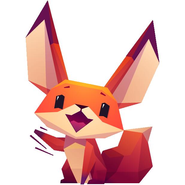 The Little Fox stickers messages sticker-4
