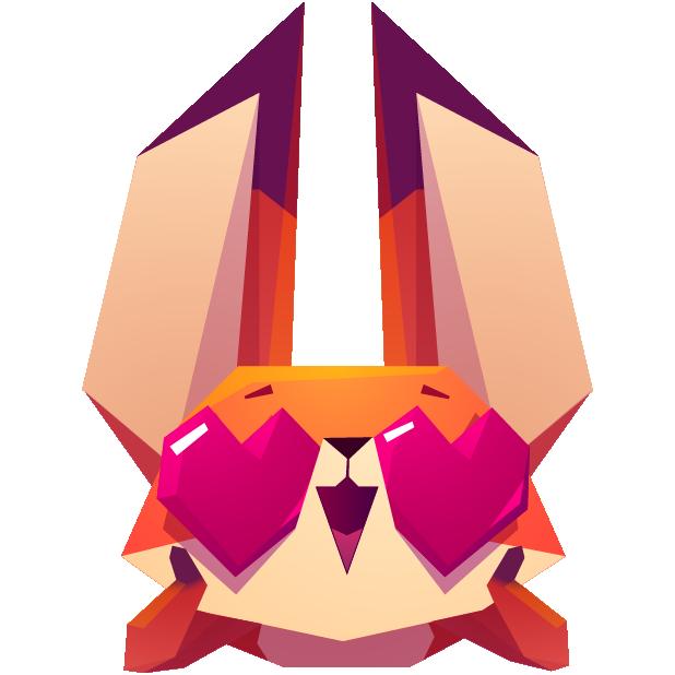 The Little Fox stickers messages sticker-7