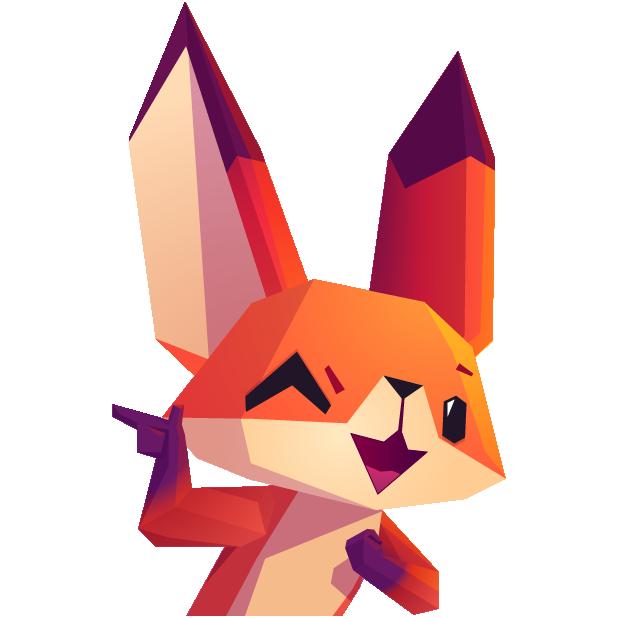 The Little Fox stickers messages sticker-6
