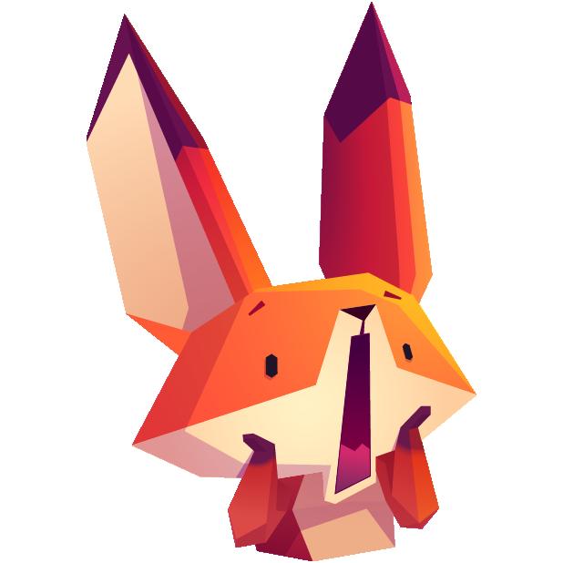 The Little Fox stickers messages sticker-3