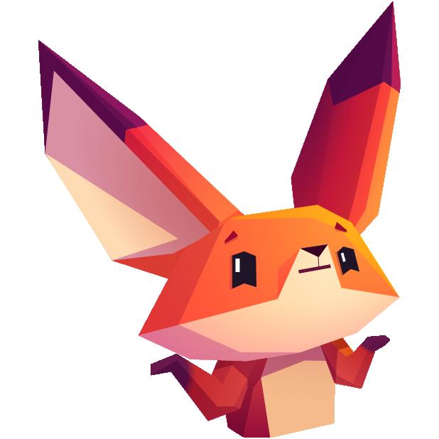 The Little Fox stickers messages sticker-9