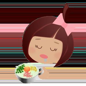 Okonomiyaki Yuki Sticker Pack messages sticker-9