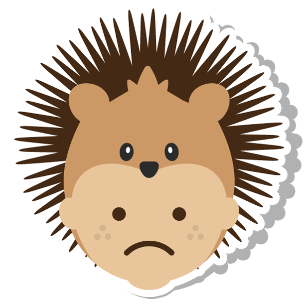 Ibbleobble Face Stickers for iMessage messages sticker-8