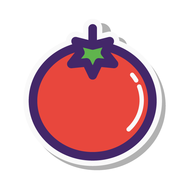 Ibbleobble Food Stickers for iMessage messages sticker-3