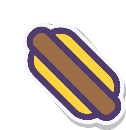 Ibbleobble Food Stickers for iMessage messages sticker-1