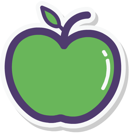 Ibbleobble Food Stickers for iMessage messages sticker-0