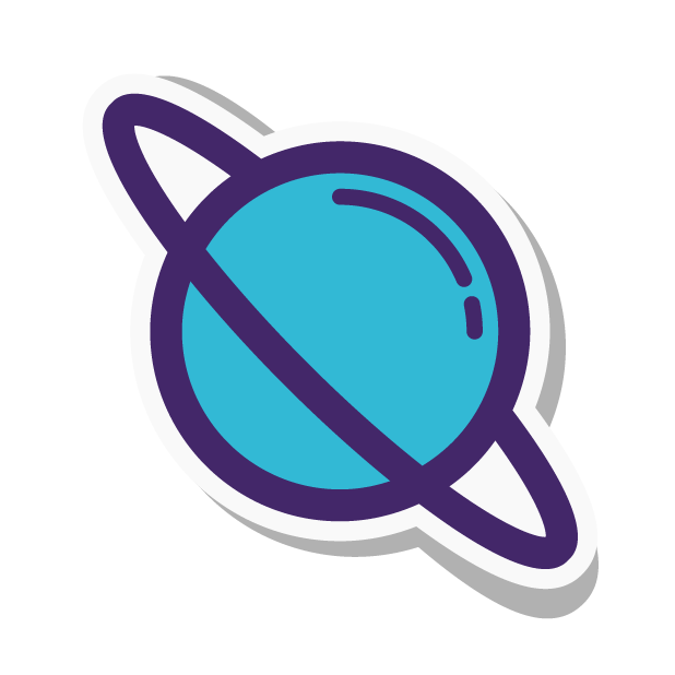 Ibbleobble Space Stickers for iMessage messages sticker-10