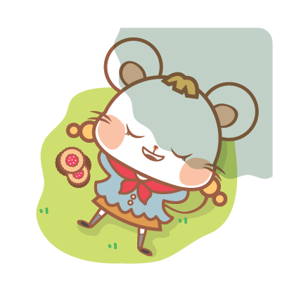 ChapChapMouse - Mango Sticker messages sticker-11
