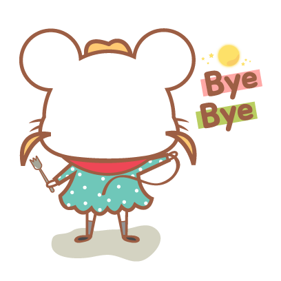 ChapChapMouse - Mango Sticker messages sticker-1