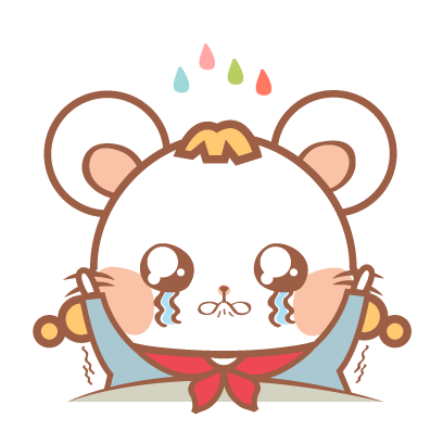 ChapChapMouse - Mango Sticker messages sticker-8