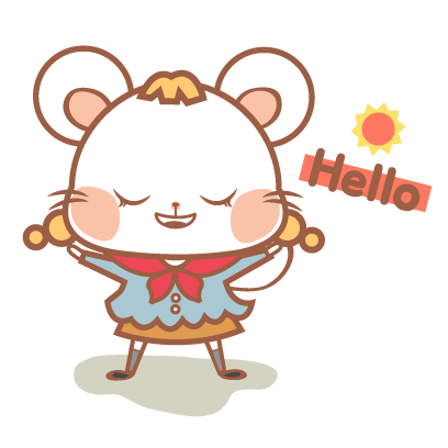 ChapChapMouse - Mango Sticker messages sticker-0