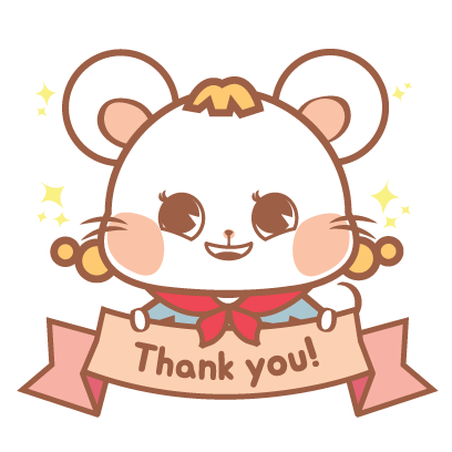 ChapChapMouse - Mango Sticker messages sticker-7