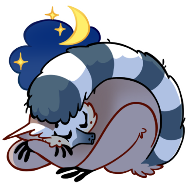 Tailor the Lemur messages sticker-3