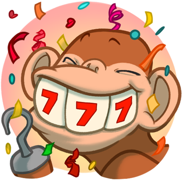Mona Monkey messages sticker-6