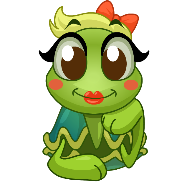 Judy Turtella messages sticker-4