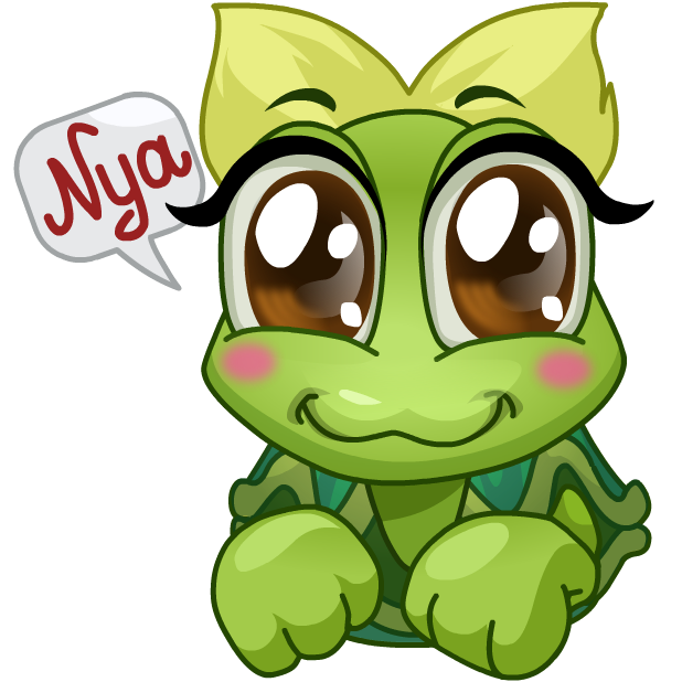 Judy Turtella messages sticker-3