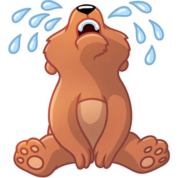 Marty Bearson messages sticker-4