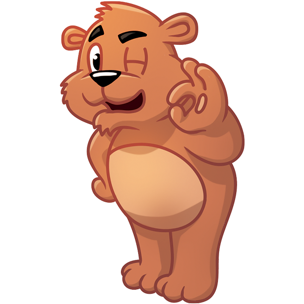 Marty Bearson messages sticker-11