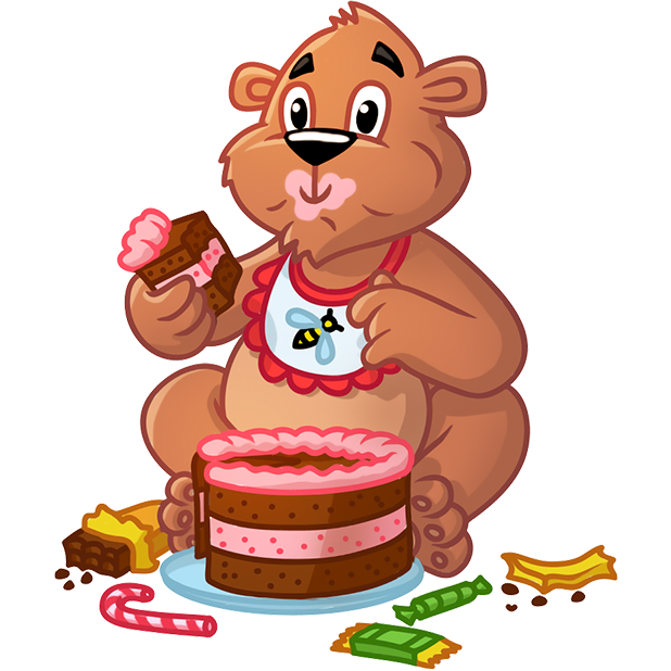 Marty Bearson messages sticker-6