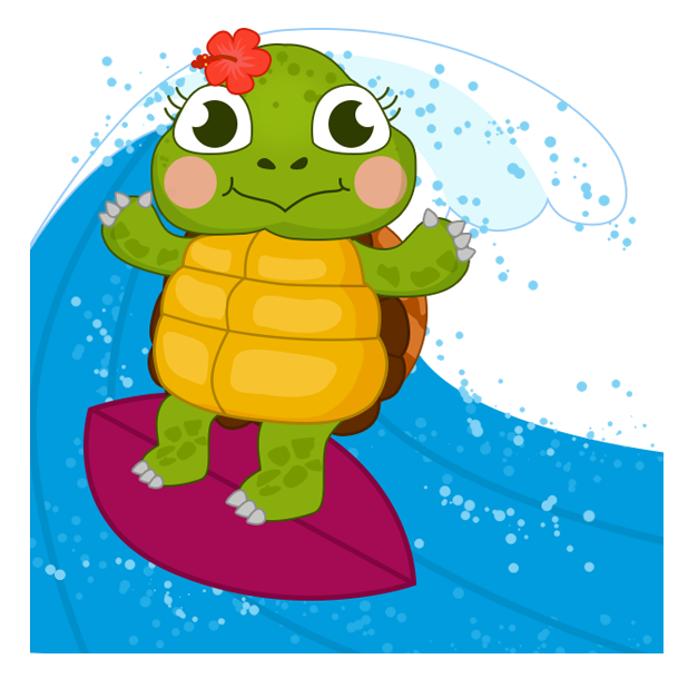 Honu Stickers messages sticker-11